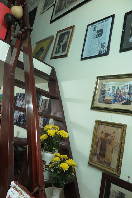 Cuộc sống giản dị của NSƯT Lê Mai trong căn nhà nhỏ - 4