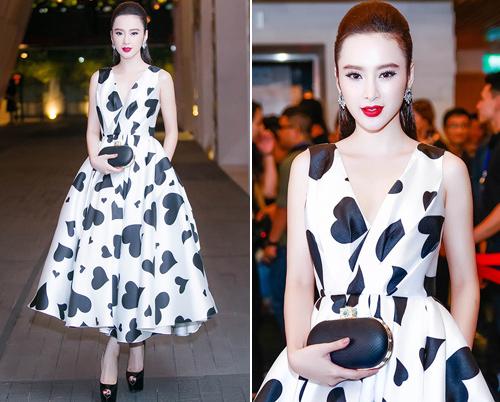 1001 trang phục gây chú ý nhất tuần của showbiz Việt - 13