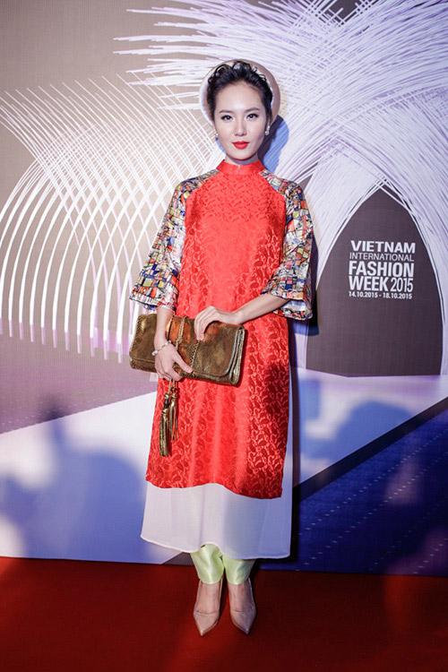 1001 trang phục gây chú ý nhất tuần của showbiz Việt - 11