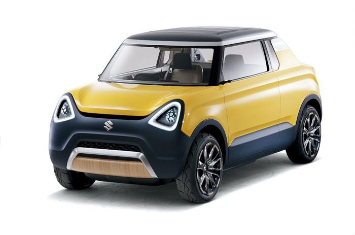 "Ngắm mẫu Suzuki Mighty Deck concept ""siêu cute"" - 1"