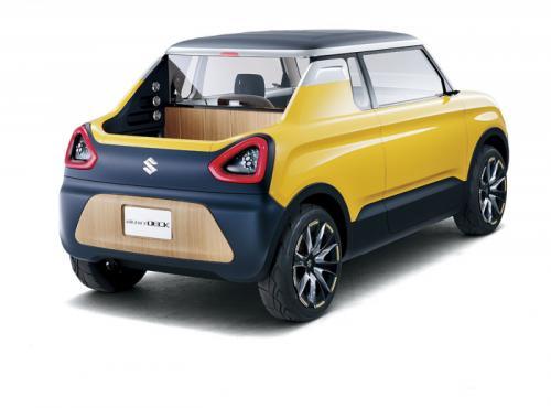 "Ngắm mẫu Suzuki Mighty Deck concept ""siêu cute"" - 2"