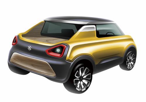 "Ngắm mẫu Suzuki Mighty Deck concept ""siêu cute"" - 4"