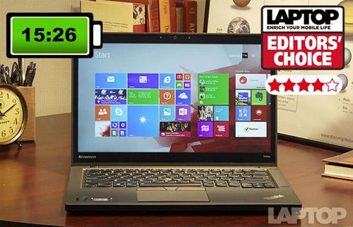"""Top 10 laptop sở hữu dung lượng pin """"khủng"""" nhất tháng 10 - 1"""