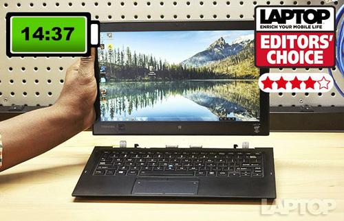 """Top 10 laptop sở hữu dung lượng pin """"khủng"""" nhất tháng 10 - 4"""