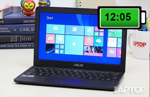 """Top 10 laptop sở hữu dung lượng pin """"khủng"""" nhất tháng 10 - 6"""