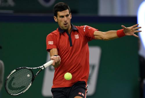 Djokovic - Tsonga: Ghi dấu vào lịch sử (CK Shanghai Masters) - 1