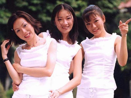 Những nhóm nhạc gia đình nổi tiếng một thời - 4