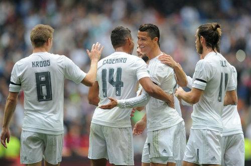 """Real & Ronaldo tìm lại niềm vui: """"Chiến thư"""" gửi PSG - 2"""