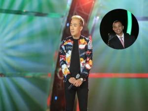 """Ca nhạc - MTV - Trấn Thành bất ngờ """"đá xéo"""" Chí Anh trên truyền hình"""