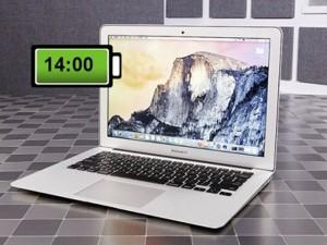 """Top 10 laptop sở hữu dung lượng pin """"khủng"""" nhất tháng 10"""