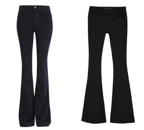 Các cô gái, hãy tạm biệt quần jeans ống côn! - 6
