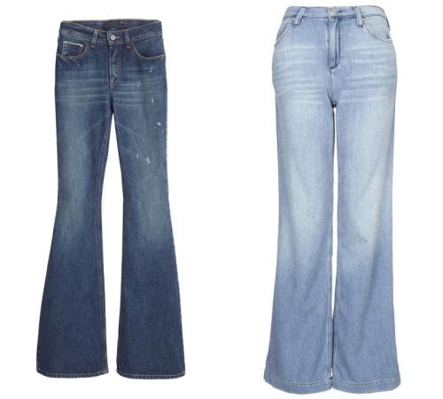 Các cô gái, hãy tạm biệt quần jeans ống côn! - 7