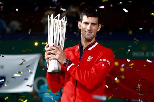 Djokovic thống trị quần vợt: Thế giới của Nole - 1