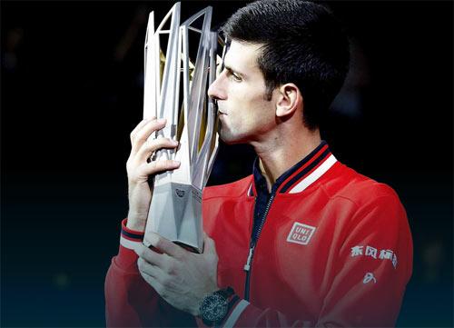 Djokovic thống trị quần vợt: Thế giới của Nole - 2