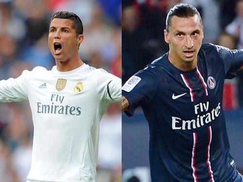 """""""Ibrahimovic có ảnh hưởng tới tập thể hơn Ronaldo"""" - 2"""