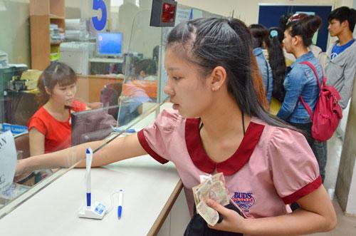 Trường ĐH công rục rịch tăng học phí - 1