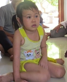 Hành trình bé 4 tuổi thoát khỏi bọn bắt cóc ở Phú Yên - 2