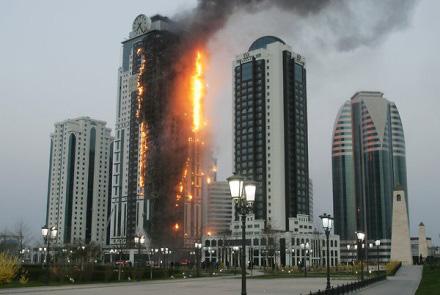 Giải pháp phòng cháy chữa cháy cho các toà nhà - 1