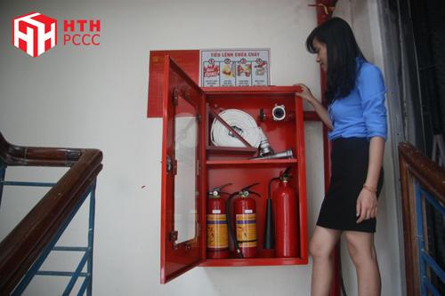 Giải pháp phòng cháy chữa cháy cho các toà nhà - 5