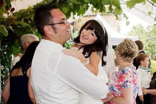 Đám cưới trong mơ của cô dâu nhỏ nhất thế giới - 1