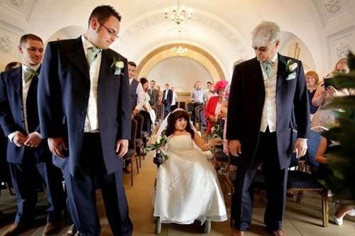 Đám cưới trong mơ của cô dâu nhỏ nhất thế giới - 4