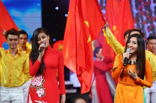 MC 2015: Nữ sinh nhạc Việt giành giải 100 triệu đồng - 11