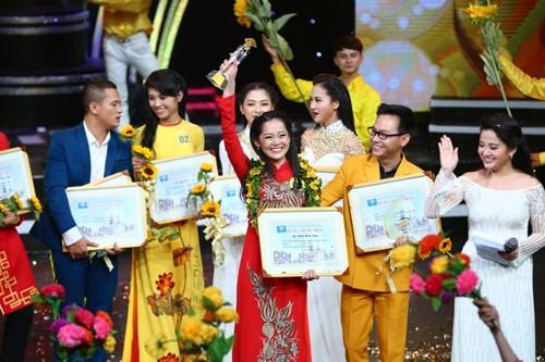 MC 2015: Nữ sinh nhạc Việt giành giải 100 triệu đồng - 1