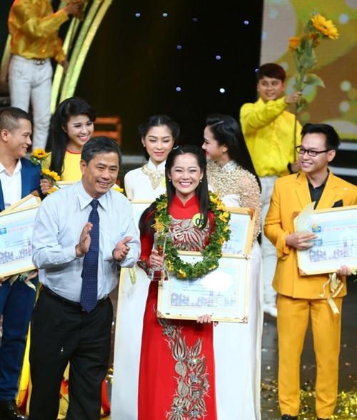 MC 2015: Nữ sinh nhạc Việt giành giải 100 triệu đồng - 9