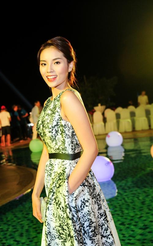 Diễm My, Trương Quỳnh Anh đọ sắc bên HH Kỳ Duyên - 5
