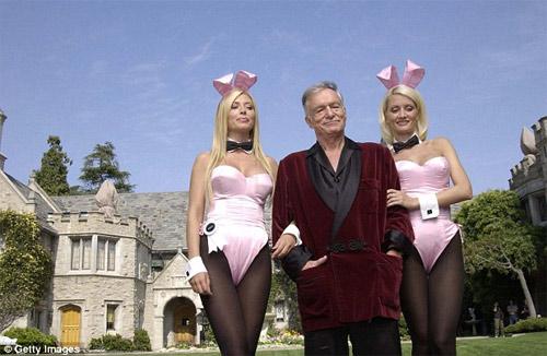 """Sự thật phũ phàng đằng sau """"lâu đài ăn chơi"""" Playboy - 5"""