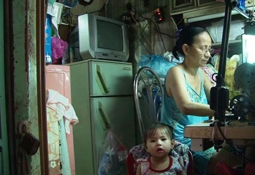 Sống trong những căn nhà tí hon ở Sài Gòn - 2