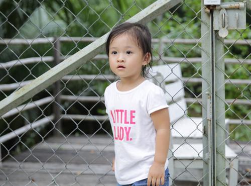 Con gái Phan Đinh Tùng xinh như thiên thần - 9