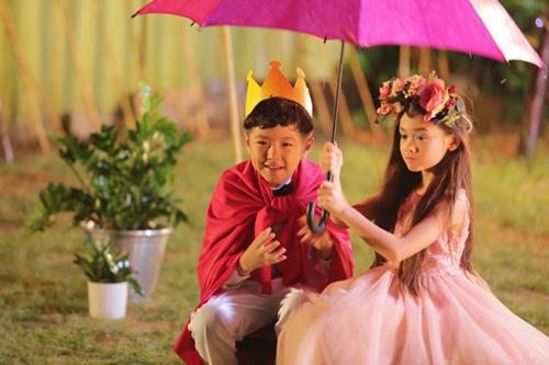 Con gái Phan Đinh Tùng xinh như thiên thần - 15