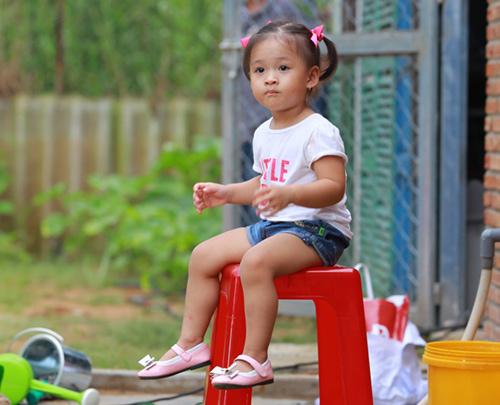 Con gái Phan Đinh Tùng xinh như thiên thần - 10