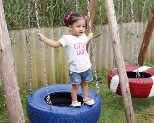 Con gái Phan Đinh Tùng xinh như thiên thần - 4