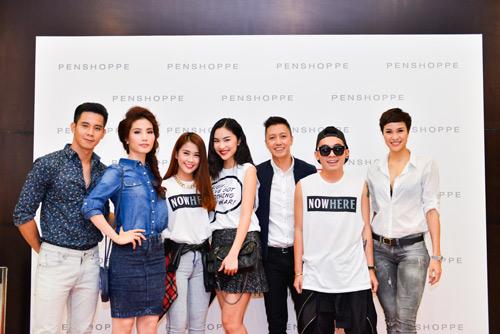 Bạn trẻ xếp hàng mua sắm trong ngày khai trương Penshoppe - 3