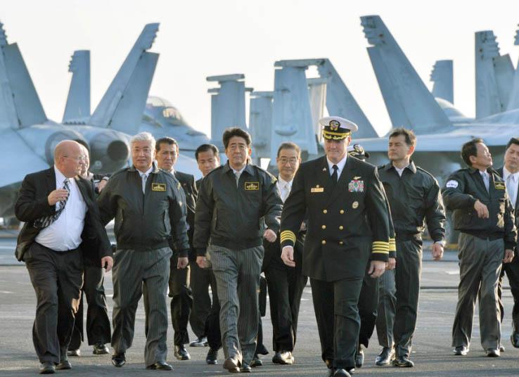 """Nhật bất ngờ """"khoe"""" sức mạnh dàn tàu chiến hoành tráng - 2"""