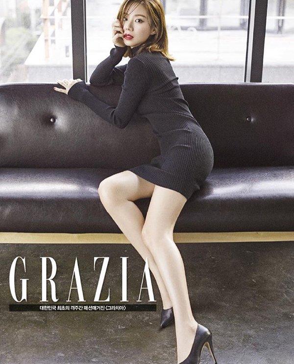 Bà xã Bae Yong Joon đẹp nõn nà sau khi kết hôn - 1