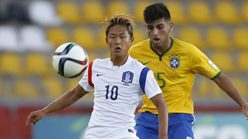 """""""Messi xứ Hàn"""" gây chấn động ở giải thế giới - 1"""