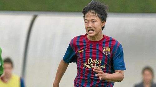 """""""Messi xứ Hàn"""" gây chấn động ở giải thế giới - 2"""