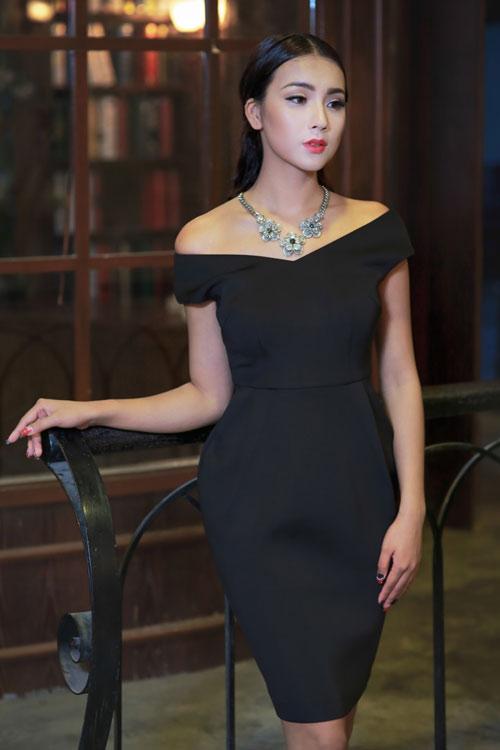 Bí quyết chọn trang phục ngọt ngào cho quý cô mùa dự tiệc - 6