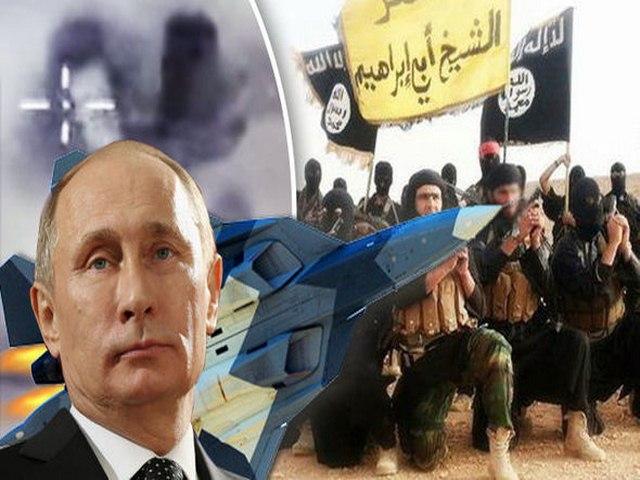 Những kẻ khủng bố đánh bom lẫn nhau tại Syria - 1