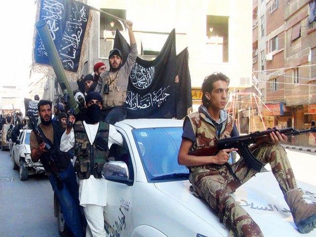 Những kẻ khủng bố đánh bom lẫn nhau tại Syria - 2