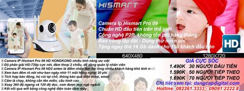 Camera SJCAM, Camera IP HISMART chuẩn HD thông minh gây sốt VN - 1