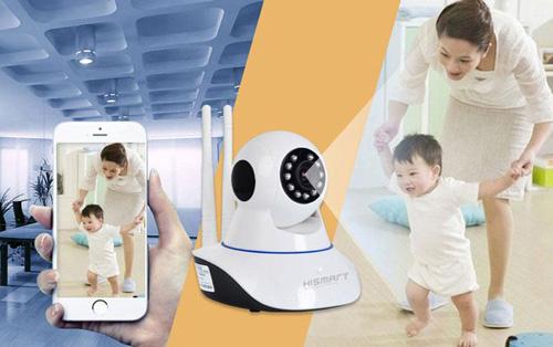 Camera SJCAM, Camera IP HISMART chuẩn HD thông minh gây sốt VN - 4