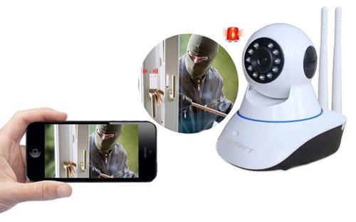 Camera SJCAM, Camera IP HISMART chuẩn HD thông minh gây sốt VN - 5