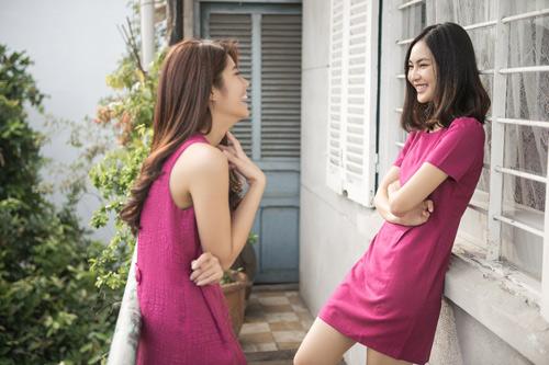 Những bí mật thú vị của đôi bạn Đàm Phương Linh, Helly Tống - 3