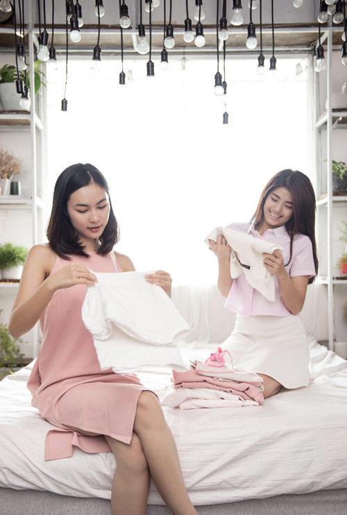Những bí mật thú vị của đôi bạn Đàm Phương Linh, Helly Tống - 6