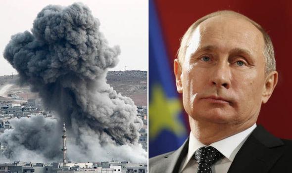 Dân mạng TQ ủng hộ TT Putin ném bom chống IS tại Syria - 1
