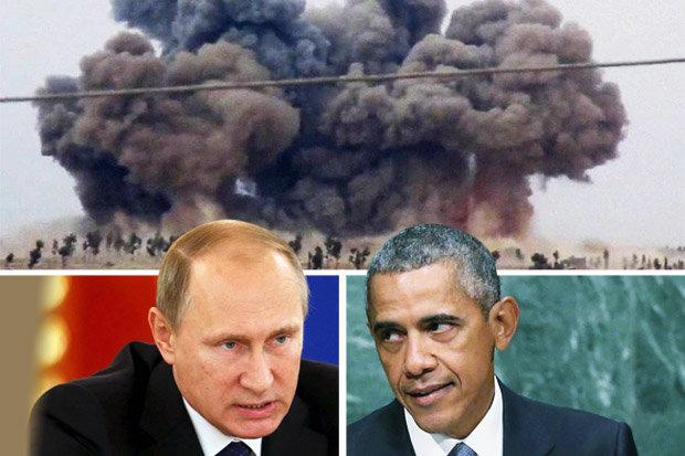 Dân mạng TQ ủng hộ TT Putin ném bom chống IS tại Syria - 2